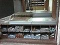 HK Tai Kok Tsui 必發道 Bedford Road sidewalk shop interior iron steel metal materials store warehouse 29-Dec-2012.jpg