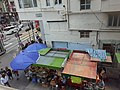 HK WC 灣仔 Wan Chai 莊士敦道 112 Johnston Road 太原街 Tai Yuen Street 雙喜樓 Sheung Hei House KFC Restaurant view October 2019 SS2 01.jpg