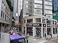 HK WC tram view 灣仔 Wan Chai 莊士敦道 Johnston Road September 2019 SSG 22.jpg