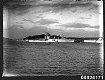 HMAS ALBATROSS in Sydney Harbour (3345944976).jpg