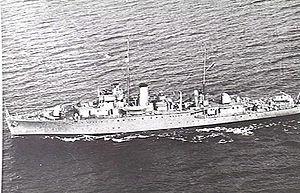HMAS Parramatta (U44) - Image: HMAS Parramatta (AWM 301145)