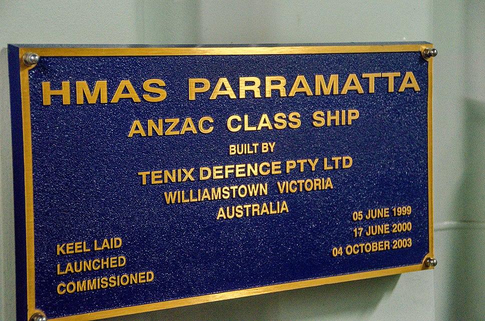 HMAS Parramatta (FFH 154) (4)