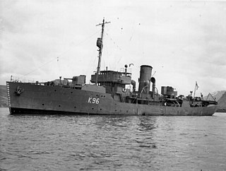 HMS <i>Aubrietia</i> (K96) HMS Aubrietia (K96) was a Flower-class corvette built for the Royal Navy (RN) from 1941-1946. She is notable for depth charging German submarine U-110, resulting in its capture.