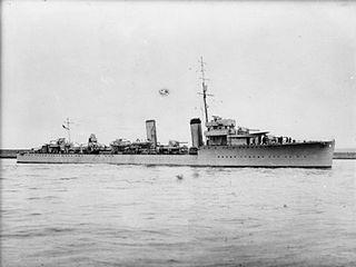 HMS <i>Douglas</i>