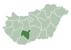 HU county Tolna.svg