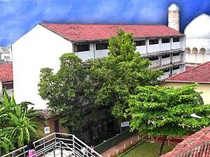 Hameed Al Husseinie College - Image: Hahschool