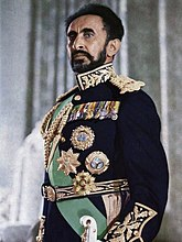 Haile Selassie I Haile Selassie in full dress (cropped).jpg