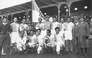 Hakoah Vienna - Hakoah Vienna football team, 1925