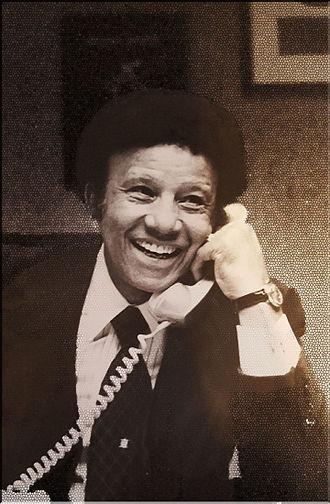 Hal Jackson - Image: Hal B. Jackson