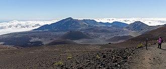 Haleakalā National Park - Image: Haleakalā 2017(3)