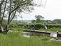 Half Term fishing at Ervin's Lock - geograph.org.uk - 179346.jpg