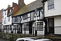 Half timbered cottage, High St - geograph.org.uk - 1777229.jpg