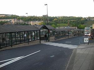 Halifax bus station - Image: Halifaxbus 777