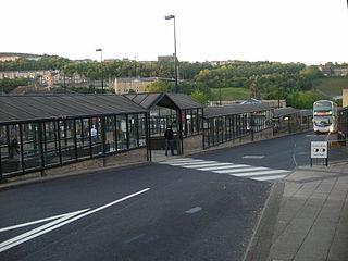 Halifax bus station