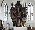 Haltern Denkmal 11 Altar Pfarrkirche Flaesheim-0493.JPG