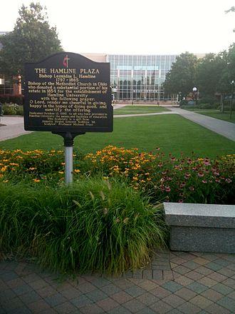Hamline University - Hamline Plaza