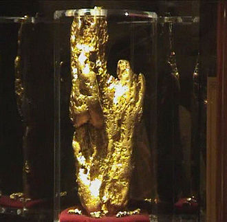 Golden Nugget Las Vegas - The Hand of Faith