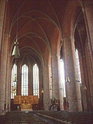 Marktkirche, Hanover - Interior, 2007