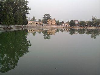 Bhadohi district - Hariharnath Mandir, Gyanpur