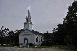 Elijah Kellogg Church United States historic place