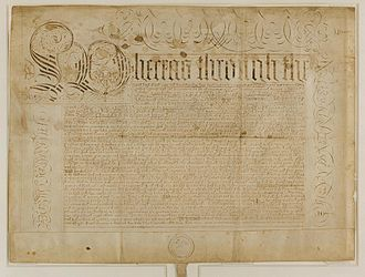 History of Harvard University - Harvard Corporation charter (1650)