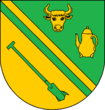 Coat of arms of Haslund (Sydslesvig)