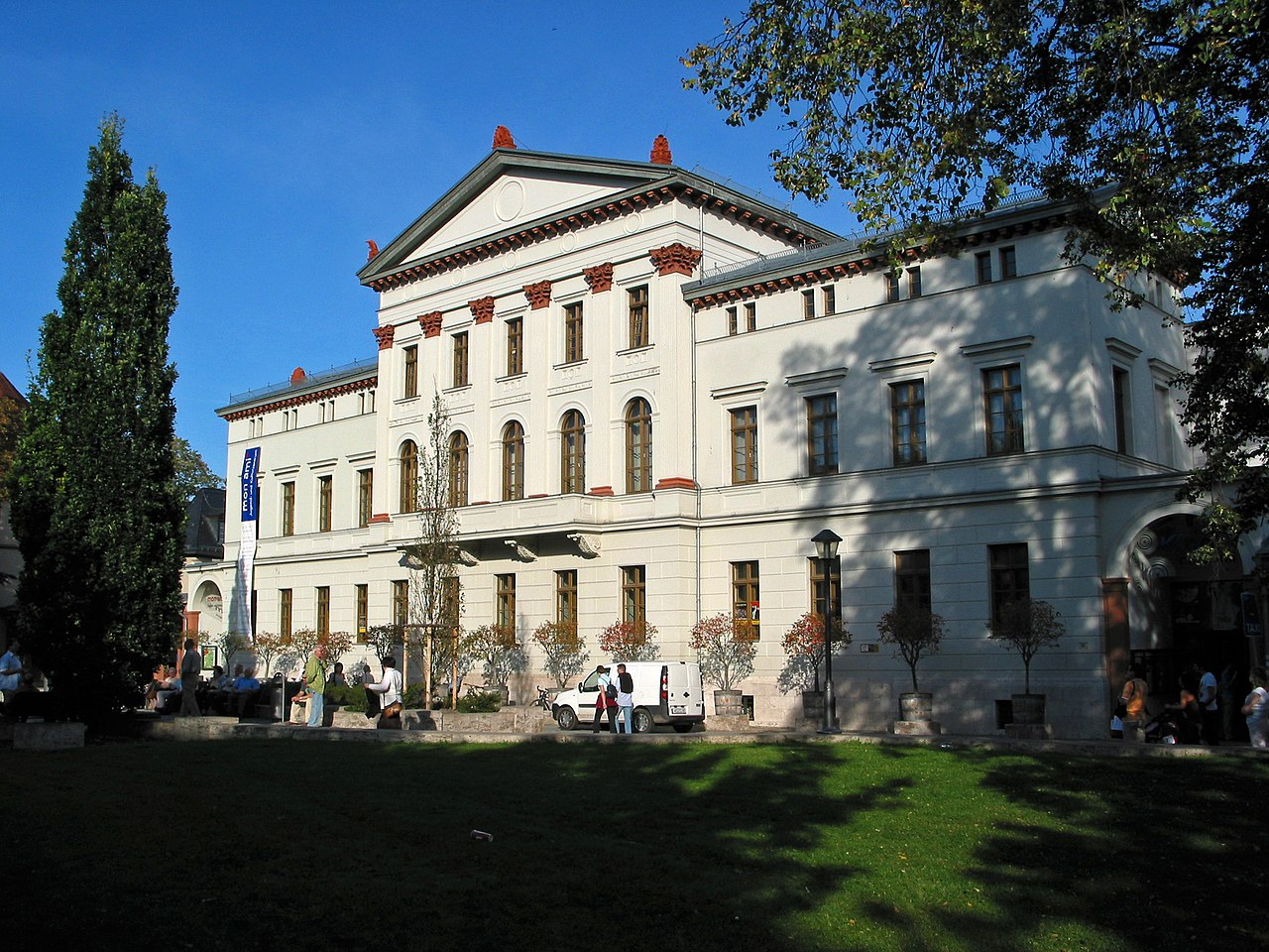 Weimar Hotel Russischer Hof Ausbildung