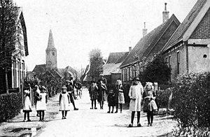 Heemskerk - Image: Heemskerk de oude dorpskern
