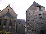 Heerlen Pancratiuskerk en Schelmentoren.jpg