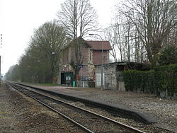 Station Heilles-Mouchy