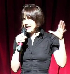 Helen Keen - Helen Keen performs at the Hackney Empire, London, on 28 January 2007