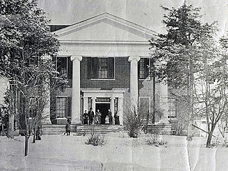 John L. Helm - Helm Place, built by John L. Helm in 1832.