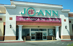 English: A Jo-Ann Store in Henderson.