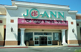 Jo-Ann Stores - A typical Jo-Ann store, in Henderson, Nevada