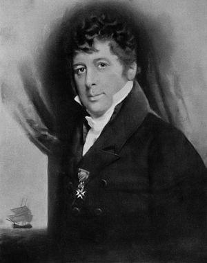 Hendrik Doeff - Hendrik Doeff (1764-1837).