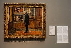 Henri de Braekeleer: The Picture Lover