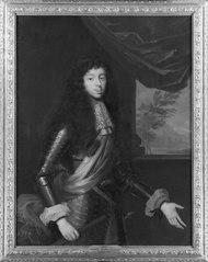 Henrik Julius 1643-1709, prins av Bourbon hertig av Condé