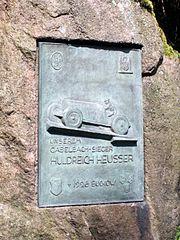 Heusser-Denkmal