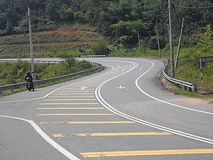 Malaysia Federal Route 102 - Image: Hezery 99 Ringlet Sg Koyan Hwy