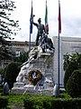 Hidakoen monumentua.JPG