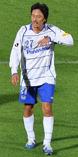 Hideo Hashimoto Japanese association football player