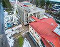Hiiumaa Gümnaasiumi ehitus - veebruar 2016.jpg