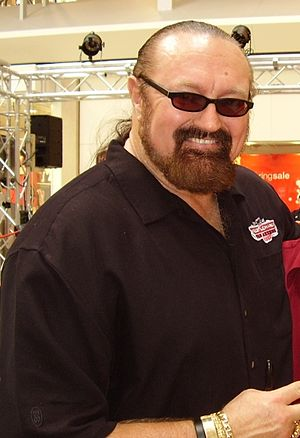 Hillbilly Jim - Hillbilly Jim in March 2007.