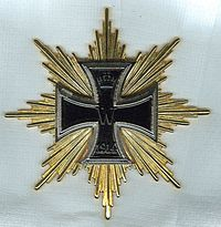Category:Star of the Grand Cross of the Iron Cross (1914