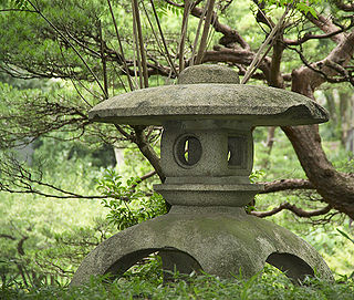 <i>Tōrō</i> Traditional Japanese lantern