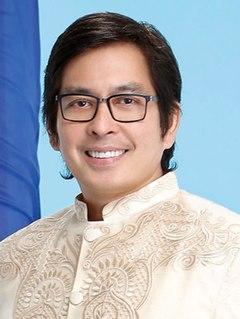 Danilo Fernandez Filipino actor and politician