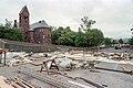 Ho Plaza under construction in 1994.jpg