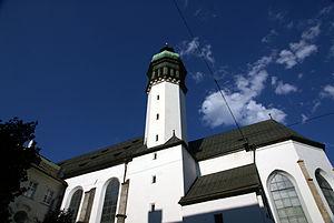 Hofkirche, Innsbruck - Hofkirche in Innsbruck, Austria