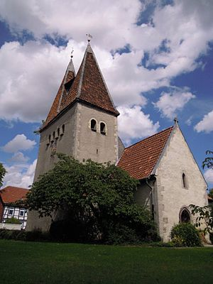 Holy Cross Church, Lehre - Holy Cross Church – Lehre
