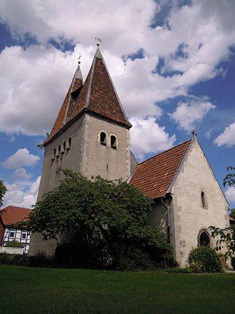 Holy Cross Church, Lehre - Holy Cross Church – Lehre